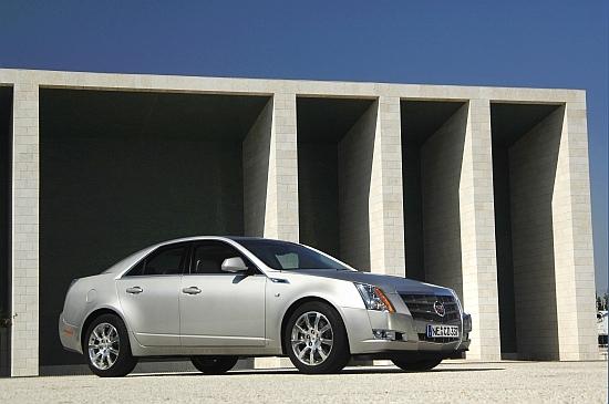 Cadillac_CTS_3.6 SIDI Elegance