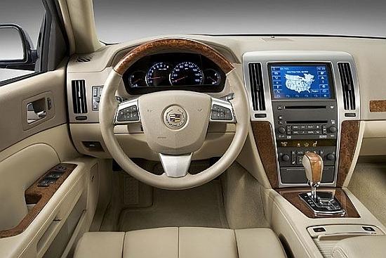 Cadillac_STS_3.6 SIDI Premium