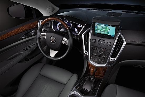 Cadillac_SRX_3.0 Premium