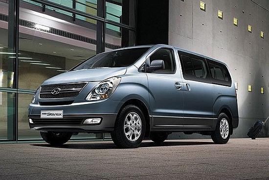 Hyundai_Grand Starex_尊貴型