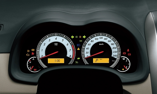 Toyota_Corolla Altis_2.0 G經典版