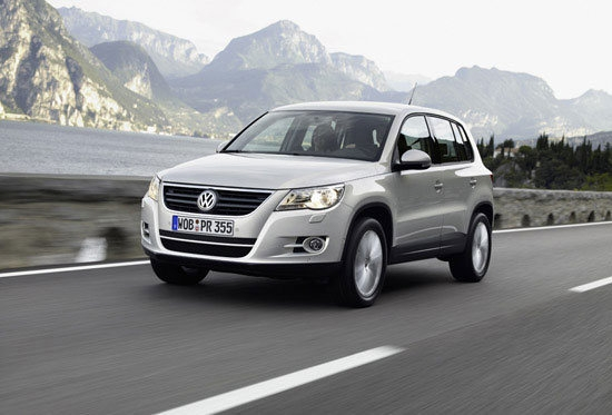 Volkswagen_Tiguan_2.0 TSI Trend & Fun