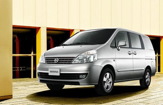 Nissan_Serena_尊貴型4人座