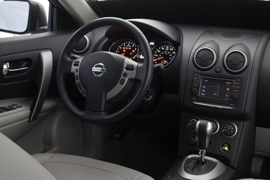 Nissan_Rogue_2.5 標準型S