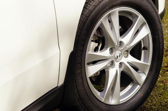 Hyundai_Santa Fe_2.2 eVGT豪華型5人座