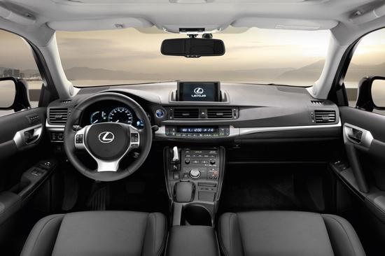 Lexus_CT_200h 豪華版