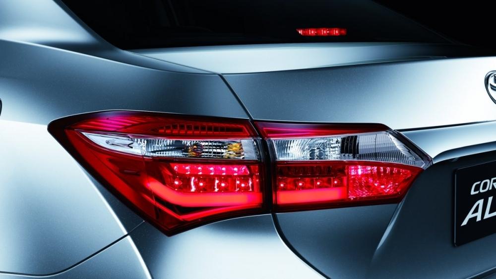 Toyota_Corolla Altis_1.8豪華版