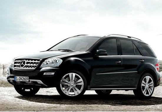 M-Benz_M-Class_ML350 Grand Edition豪華版