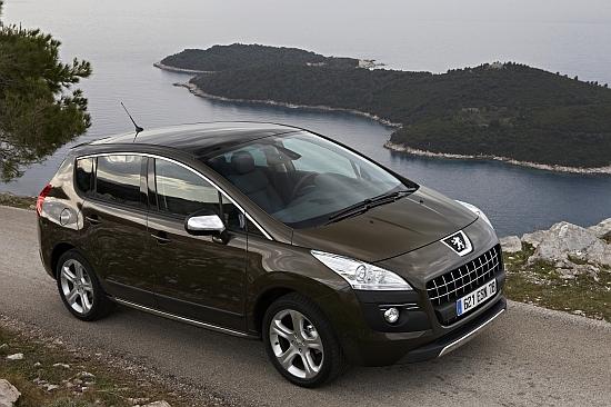 Peugeot_3008_1.6 e-HDi Classic