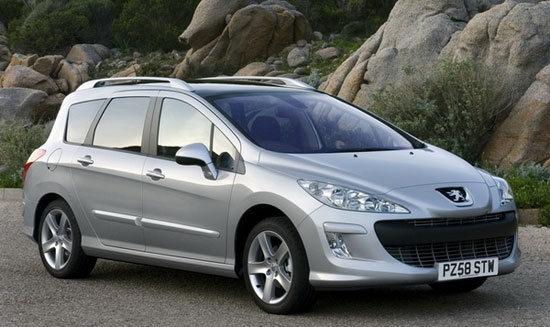 Peugeot_308 SW_2.0 HDi Classic