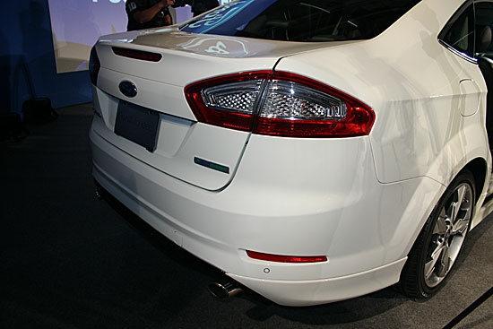 Ford_Mondeo_2.0 EcoBoost運動旗艦型