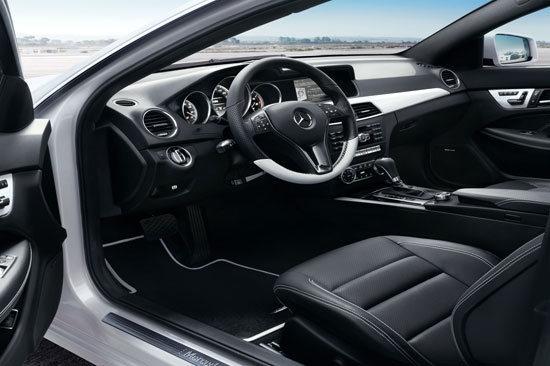 M-Benz_C-Class Coupe_C180 BlueEFFICIENCY