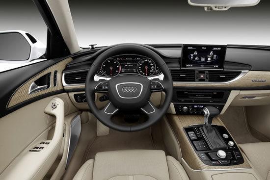 Audi_A6 Sedan_2.8 FSI