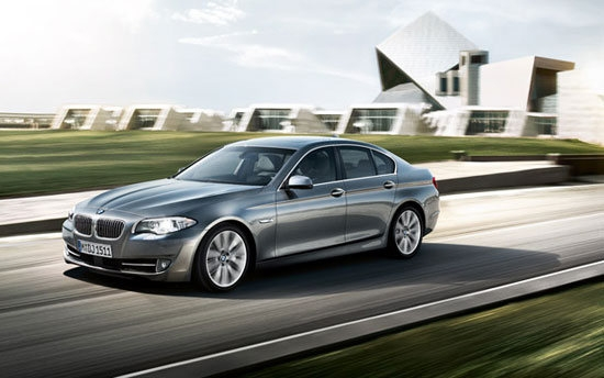 BMW_5-Series Sedan_528i精英版