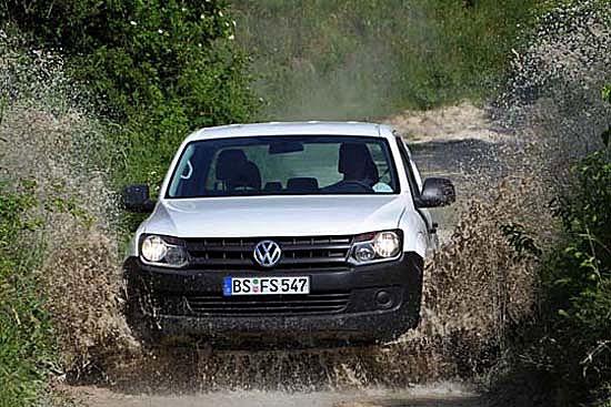 Volkswagen_Amarok_2.0 TDI