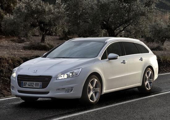 Peugeot_508 SW_2.0 HDi Allure