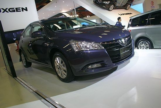 Luxgen_5 Sedan_2.0旗艦型