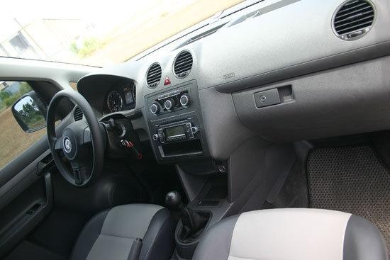 Volkswagen_Caddy_1.2 TSI