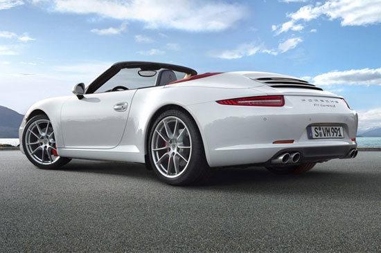 Porsche_911 Carrera_S Cabriolet