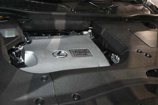 Lexus_RX_450h頂級版