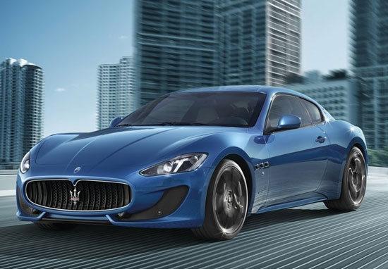 Maserati_GranTurismo _4.7 Sport Auto