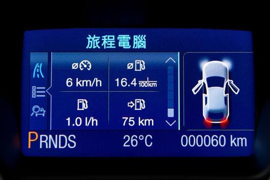Ford_Focus 4D_1.6汽油時尚經典型