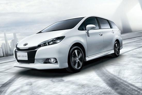 Toyota_Wish_2.0豪華