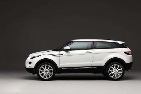 Land Rover_Range Rover Evoque_Coupe Pure