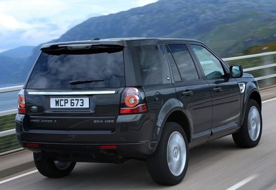 Land Rover_Freelander 2_SD4 HSE