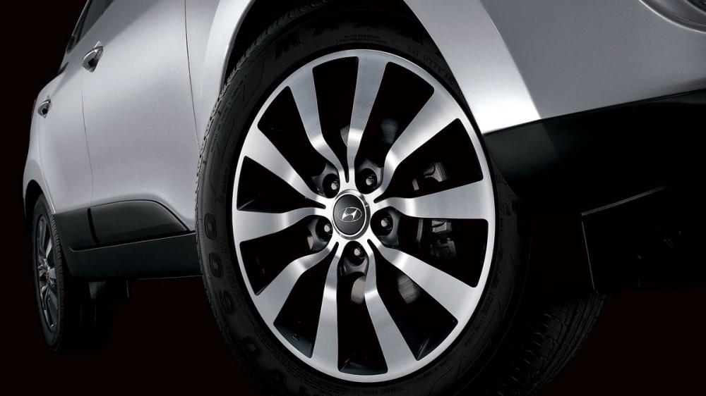 Hyundai_ix35_柴油2.0豪華