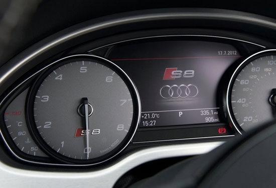 Audi_A8_S8 4.0 TFSI quattro
