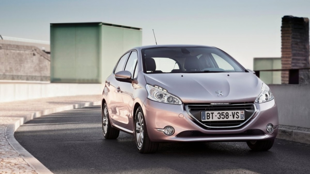 Peugeot_208_1.6 e-HDi六氣囊版
