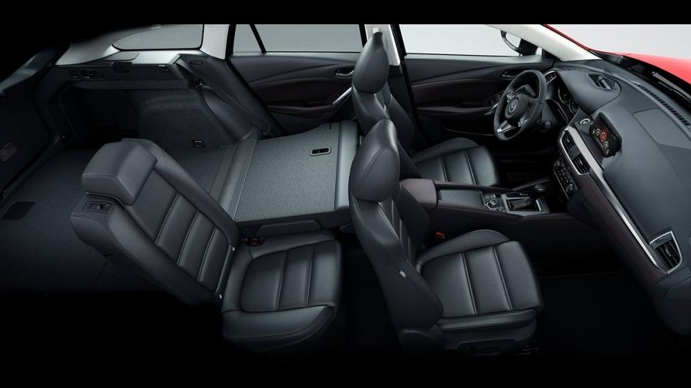 Mazda_6 Wagon_SKY-D頂級型