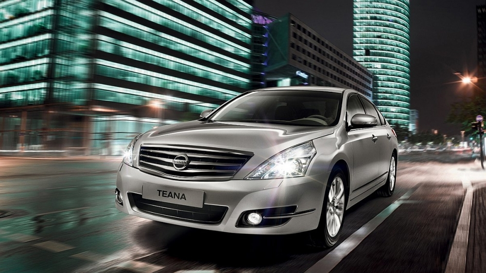 Nissan_Teana_2.5 LD豪華版