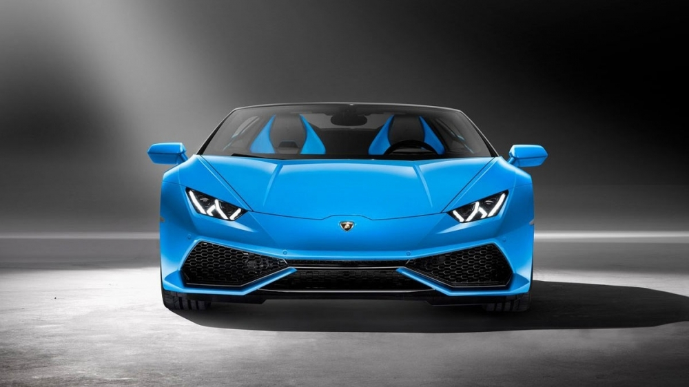 Lamborghini_Huracan Spyder_LP 610-4