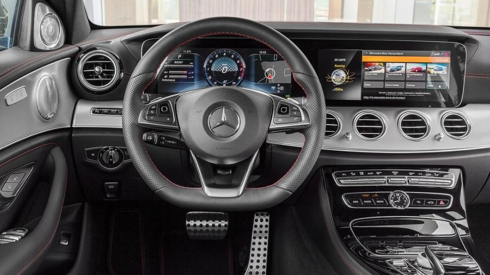 M-Benz_E-Class Sedan_AMG E43 4MATIC