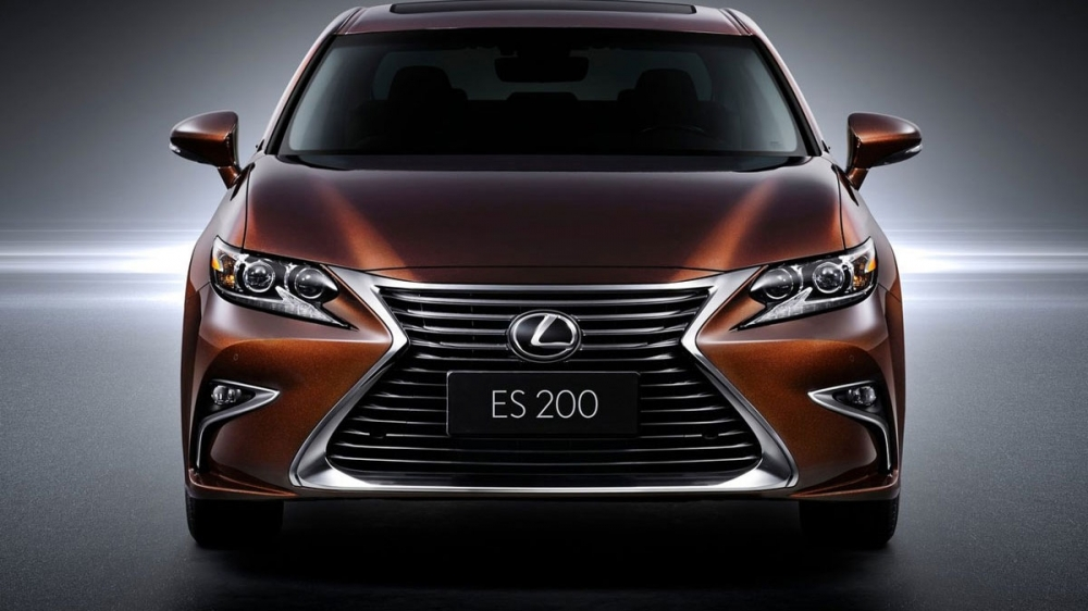 Lexus_ES_200豪華版