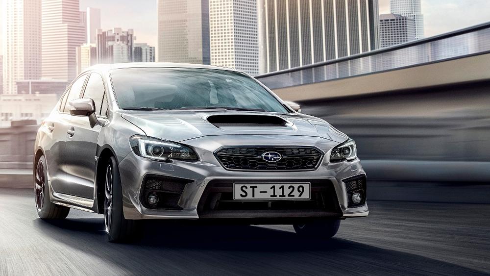 Subaru_WRX_2.0 6MT  Premium
