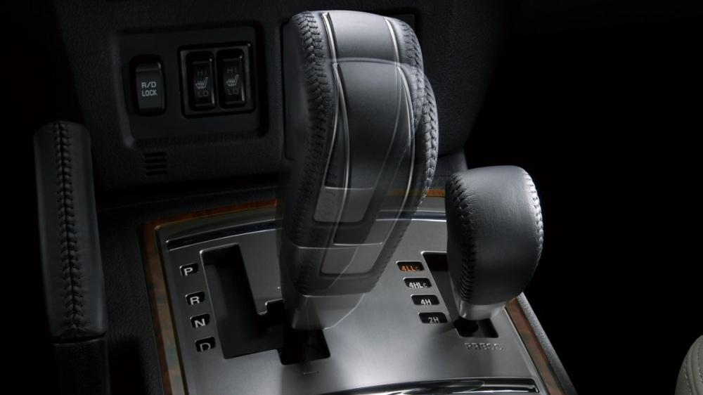 Mitsubishi_Pajero五門款_3.2 D