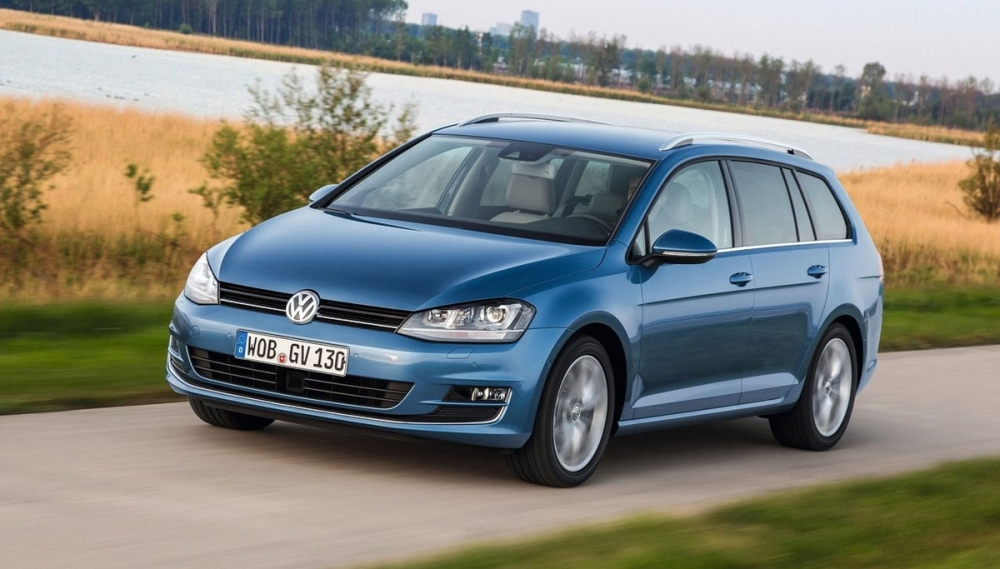 Volkswagen_Golf Variant_1.2 TSI Trend Line