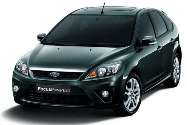 Ford_Focus Powershift_Sports 2.0汽油五門經典型