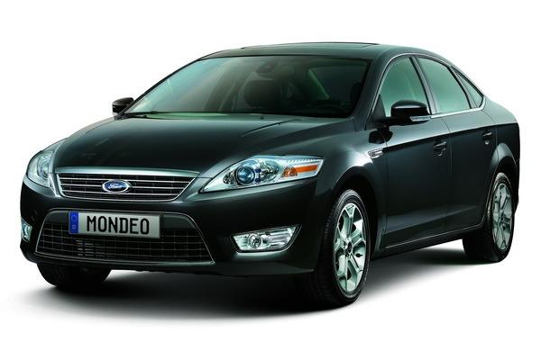 Ford_Mondeo_2.0 柴油運動旗艦型