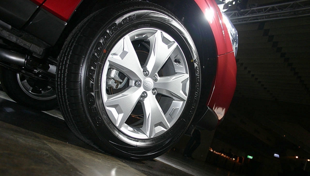 Subaru_Forester_2.0 i Elegant