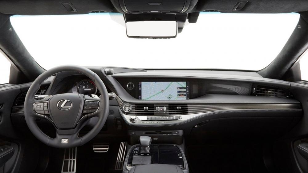 Lexus_LS_500 F Sport版