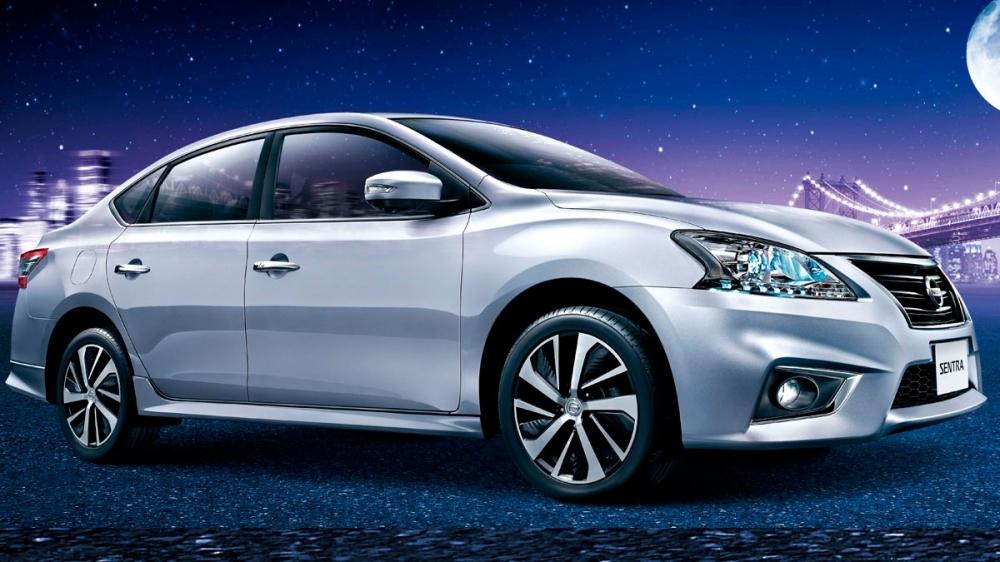 Nissan_Sentra_Aero 1.8 傳奇版