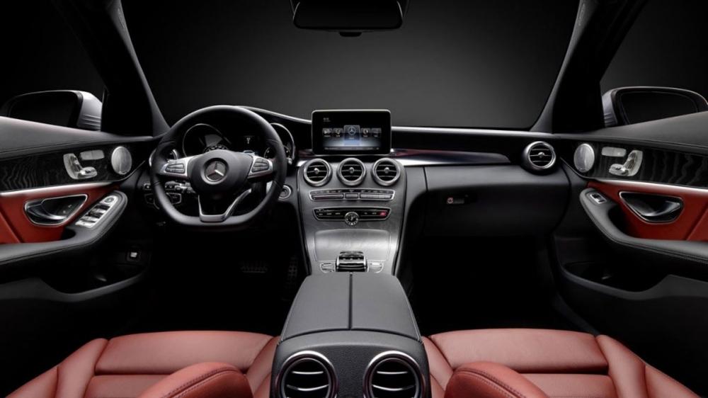 M-Benz_C-Class Sedan_C250運動版