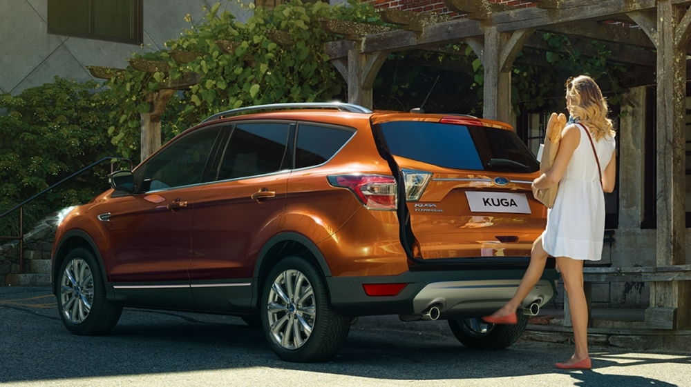 Ford_Kuga_2.0 TDCi柴油型