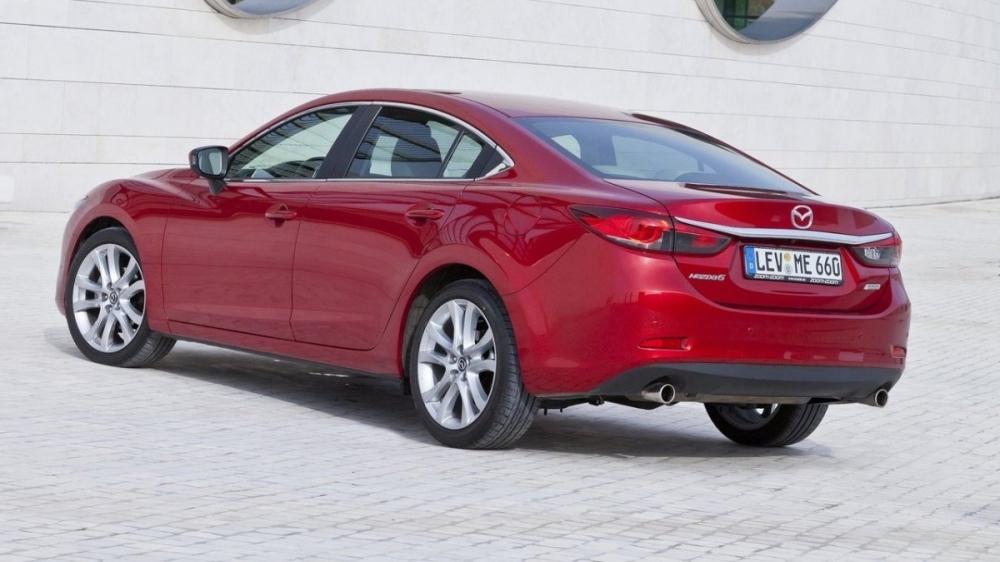 Mazda_6_2.0汽油尊貴型