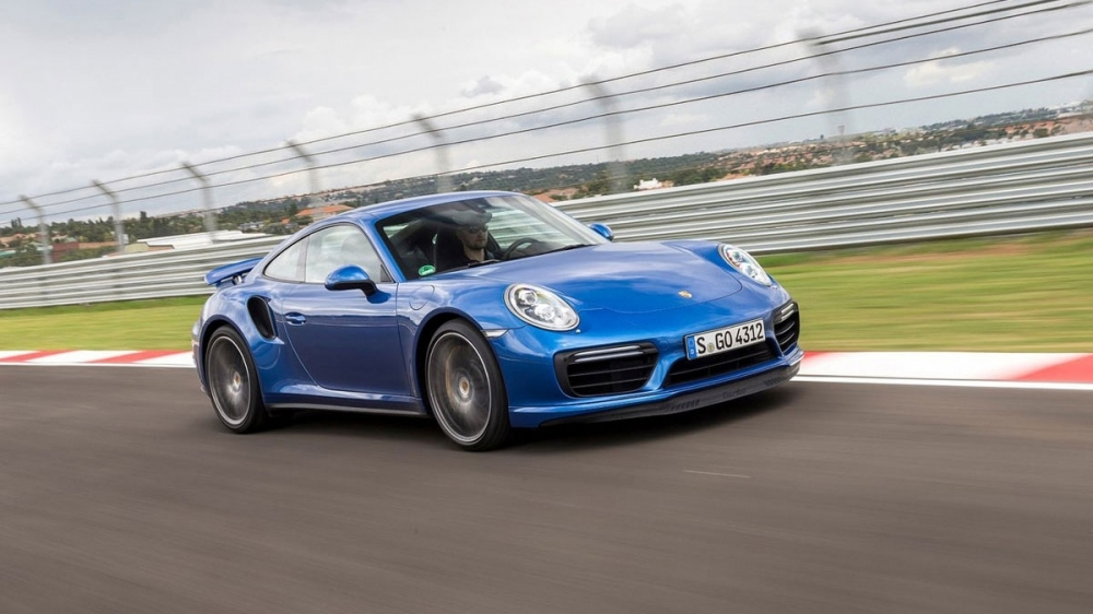 Porsche_911 Turbo(NEW)_Coupe