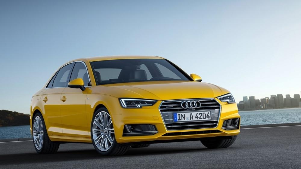 Audi_A4 Sedan_45 TFSI quattro Sport